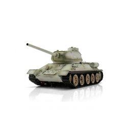 TORRO tank PRO 1/16 RC T-34/85 winter - infra - 1