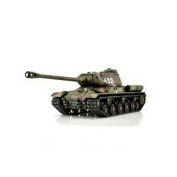 TORRO tank PRO 1/16 RC IS-2 1944 kamufláž - infra - 1
