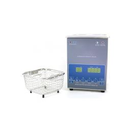 Shesto ultrazvuková čistička s ohřevem 2l - 1