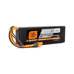 Spektrum Smart LiPo 7.2V 4000mAh 30C IC3 - 1