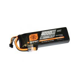Spektrum Smart LiPo 11.1V 4000mAh 30C IC3 - 1