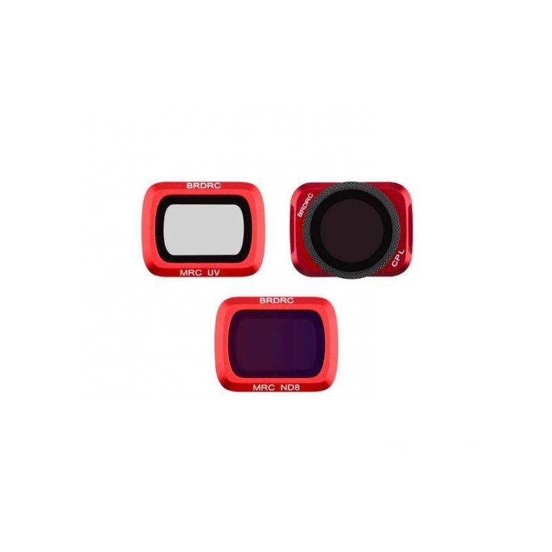 MAVIC AIR 2 - Filter Set BRD (3 pack) - 1