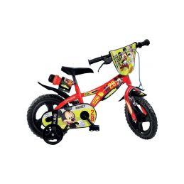 """DINO Bikes - Dětské kolo 12"""" Mickey Mouse - 1"""