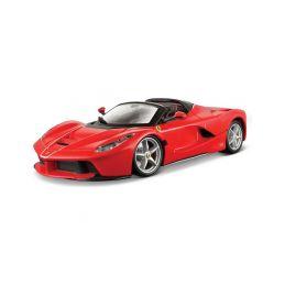 Bburago Signature Ferrari LaFerrari Aperta 1:43 červená - 1