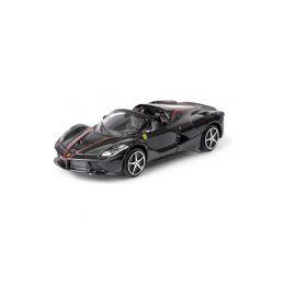 Bburago Ferrari LaFerrari Aperta 1:43 černá - 1