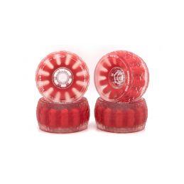 Exway X1 Cloud Wheel 105mm (červená, 4ks) - 1