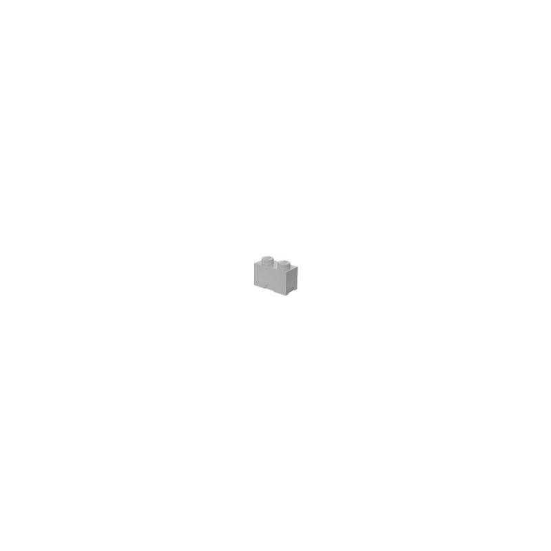 LEGO úložný box 125x250x180mm - šedý - 1