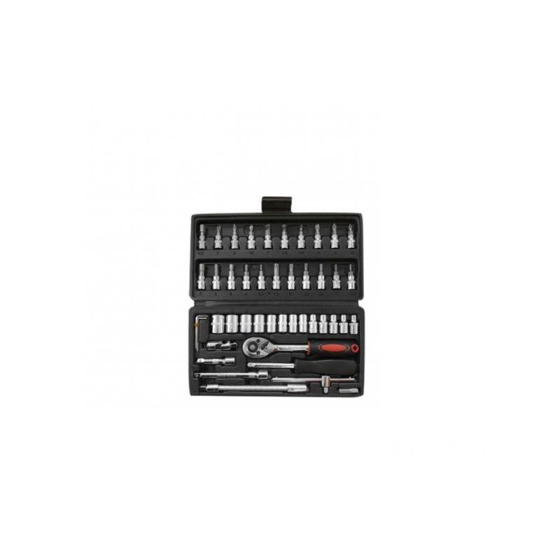 Ocelová sada nástrojů (Černá) - 1