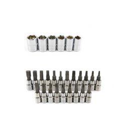 Ocelová sada nástrojů (Černá) - 2