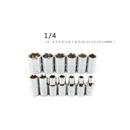 Ocelová sada nástrojů (Černá) - 4
