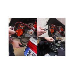 Ocelová sada nástrojů (Černá) - 6