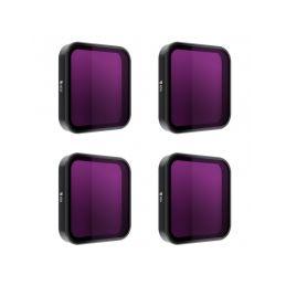 Freewell sada čtyř ND filtrů Standard Day pro Insta360 ONE R (4K) - 1