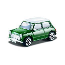 Bburago Mini Cooper 1969 1:43 zelená - 1
