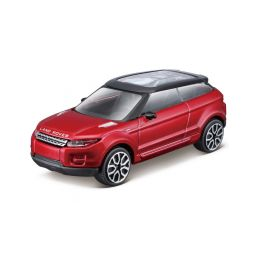 Bburago Land Rover LRX Concept 1:43 červená - 1