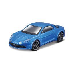Bburago Renault Alpine A110 2018 1:43 modrá - 1