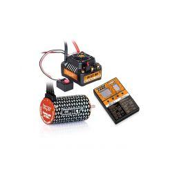 COMBO BRUSHLESS 80Amp SCT WP s 4P 3660SL 2750Kv motorem + programovací karta - 1