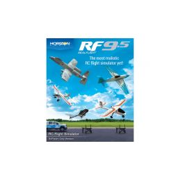 RealFlight 9.5 simulátor jen software - 1