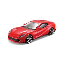 Bburago Ferrari 812 Superfast 1:43 červená - 1