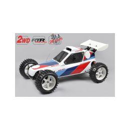 FG MARDER 2WD, RTR s ZENOAH motorem - 1