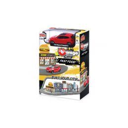 Bburago City - Fast food - 1