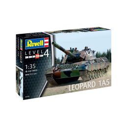 Revell Leopard 1A5 (1:35) - 1