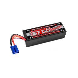 Sport Racing 50C - 6700mAh - 3S - 11,1V - EC-5 - Hardcase - 1