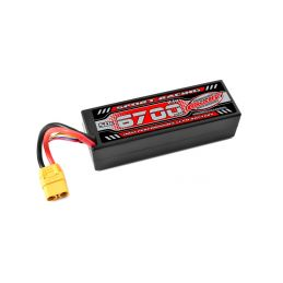 Sport Racing 50C - 6700mAh - 3S - 11,1V - XT-90 - Hardcase - 1