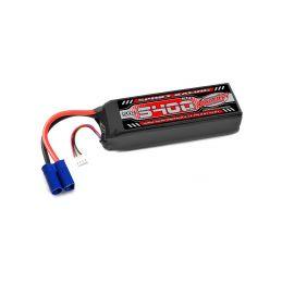 Sport Racing 50C - 5400mAh - 3S - 11,1V - EC5 - Semi-Soft case - 1