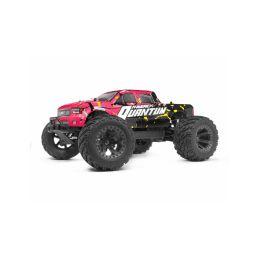 Quantum MT 1/10 4WD Monster Truck RTR - Růžový - 1