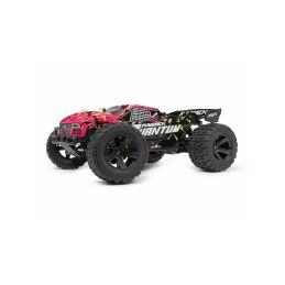 Quantum XT 1/10 4WD Stadium Truck RTR - Růžový - 1