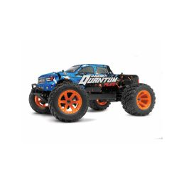 Quantum MT Flux 1/10 4WD Monster Truck - Modrý - 1