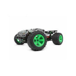Quantum XT Flux 1/10 4WD Stadium Truck - Stříbrný - 1