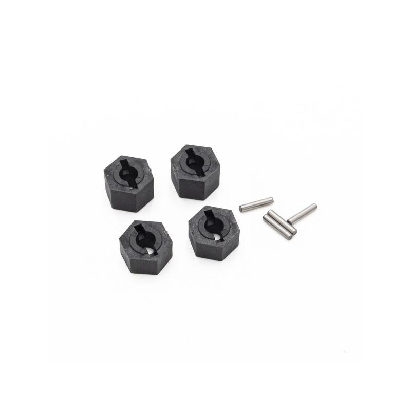 STX - plastové unašeče kol včetně čepu, 4 ks. - 1
