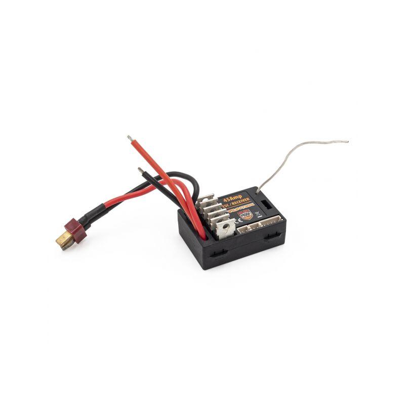 STX - přijímač/regulace jednotka 2,4Ghz/45Ampér - 1