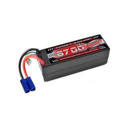 Sport Racing 50C - 6700mAh - 4S - 14,8V - EC5 - Hardcase - 1
