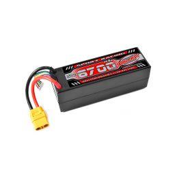 Sport Racing 50C - 6700mAh - 4S - 14,8V - XTT90 - Hardcase (s TRAXXAS adaptérem) - 1