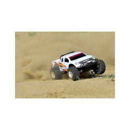 MAMMOTH SP - 1/10 Monster Truck 2WD - RTR - stejnosměrný motor + 50C 5400mAh Lipo + nabíj - 9