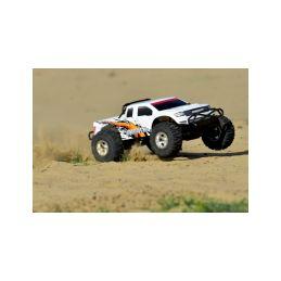 MAMMOTH SP - 1/10 Monster Truck 2WD - RTR - stejnosměrný motor + 50C 5400mAh Lipo + nabíj - 11