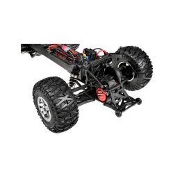 MOXOO XP - 1/10 Monster Truck 2WD - RTR - střídavý motor + 50C 5400mAh Lipo + nabíječ - 6