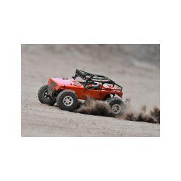 MOXOO XP - 1/10 Monster Truck 2WD - RTR - střídavý motor + 50C 5400mAh Lipo + nabíječ - 10
