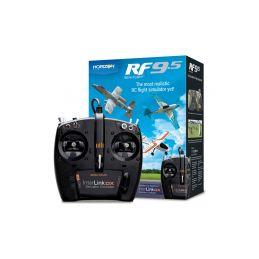 RealFlight 9.5 simulátor, ovladač Spektrum - 1