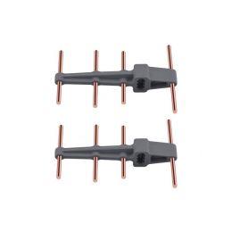 2.4GHz Ya-gi Antenna Signal Booster (Grey) - 1
