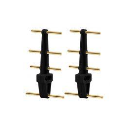 2.4GHz Ya-gi Antenna Signal Booster (Black) - 1