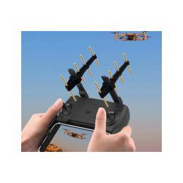 2.4GHz Ya-gi Antenna Signal Booster (Black) - 5