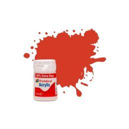 Humbrol akrylová barva #174 signální červená polomatná 18ml - 1