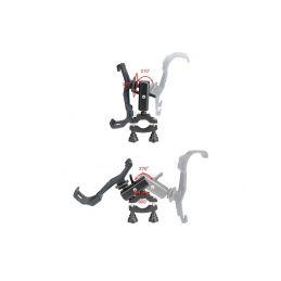 MAVIC AIR 2 / Mini 2 - Adjustable Bicycle Holder pro Tx - 5