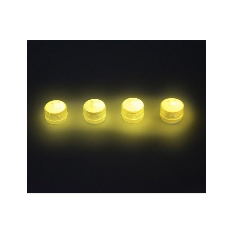 MAVIC - Sada LED světla pro DJI Drones (Type 7) (vč. Aku) (4ks) - 1