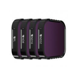 Freewell sada čtyř ND filtrů Standard Day pro GoPro Hero 9 Black (4K) - 1