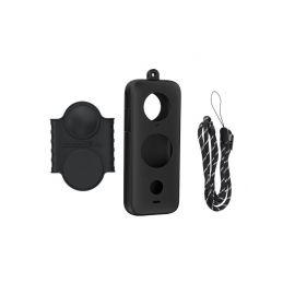 Insta360 ONE X2 - Silikonový obal set (black) - 1
