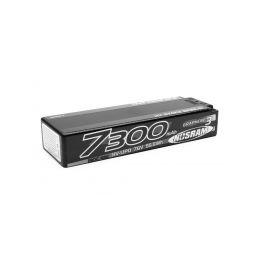 HV Stock Spec GRAPHENE-3 7300mAh Hardcase Akku - 7.6V LiPo - 130C/65C - 1